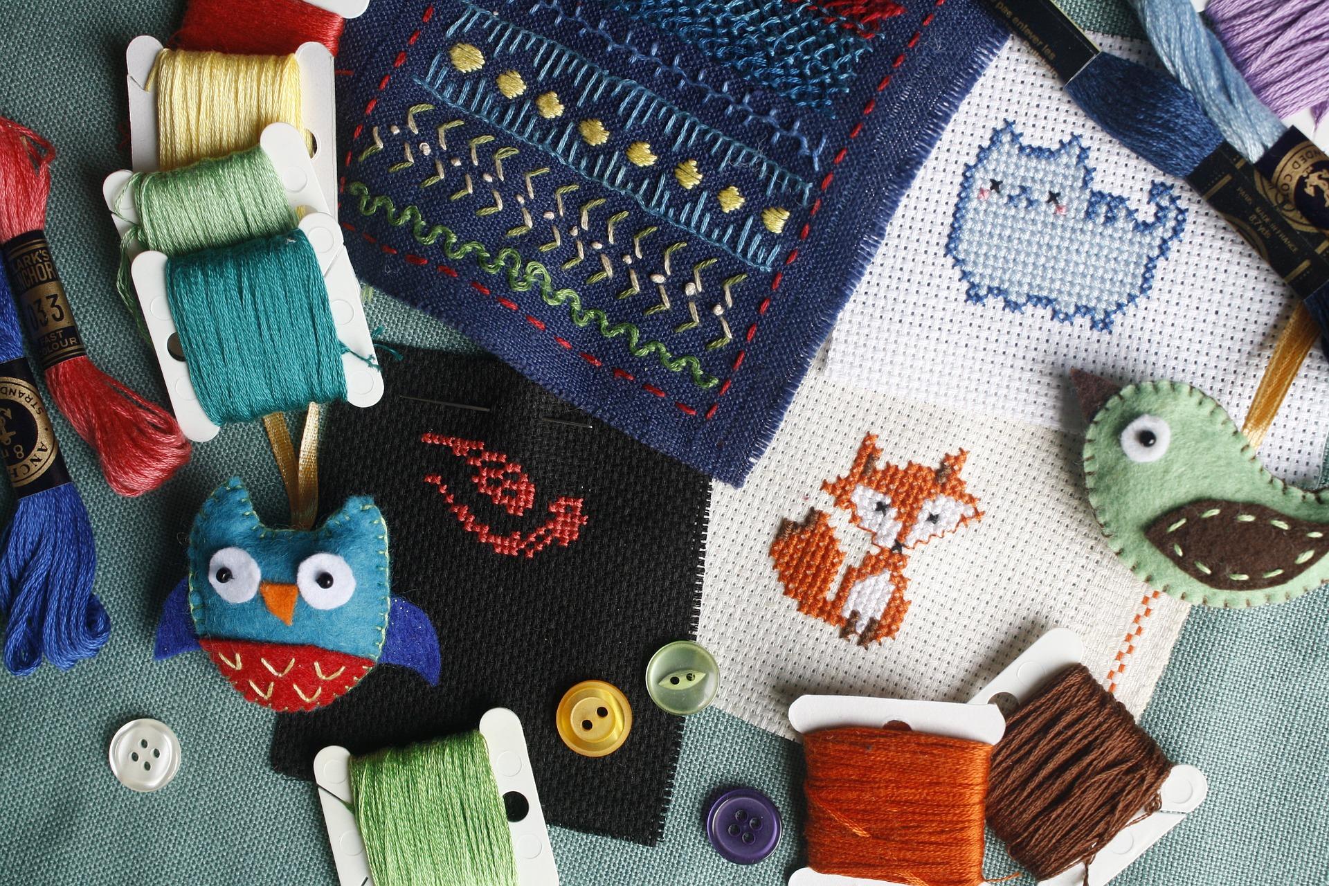 custom embroidery